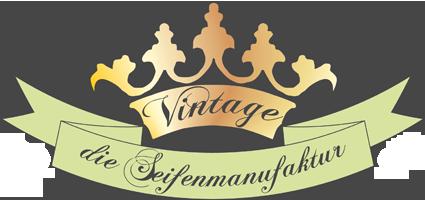 Seifenmanufaktur Vintage-Logo